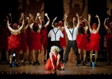 Marilyn - Il Musical torna in Scena